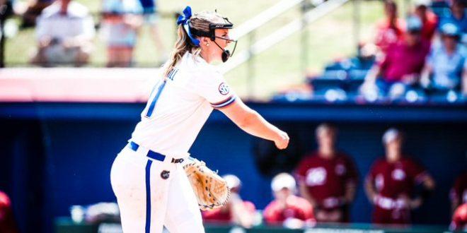Florida Softball Defeats Arkansas, Sweep Razorbacks - ESPN 98 1 FM