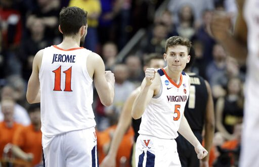 Auburn Ready To Challenge Virginia In Final Four Espn 98 1