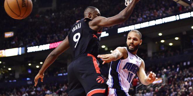 6e6e9016b NBA Playoffs  Magic gearing up for tough test against the Raptors ...