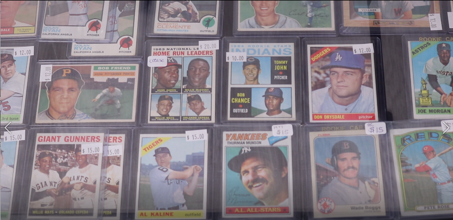 Feature The Sports Trading Card Industry Is Fueled By The
