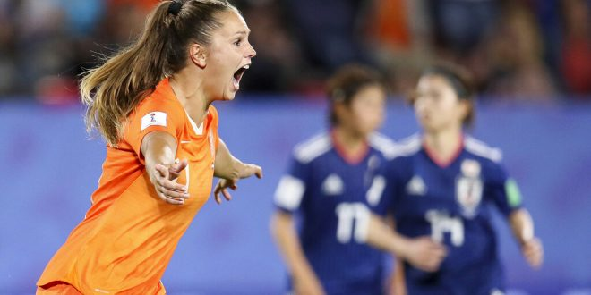 Lieke Martens, Netherlands, Japan