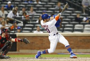Pete Alonso is a favorite to win the MLB Home Run Derby
