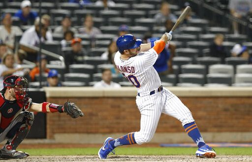the latest 8bef9 9e25d Former Gator Pete Alonso Named an MLB All-Star