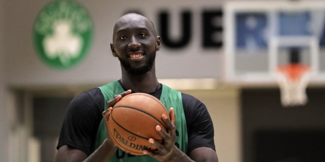 Tacko Fall Signs One Year Deal With The Boston Celtics Espn 98 1