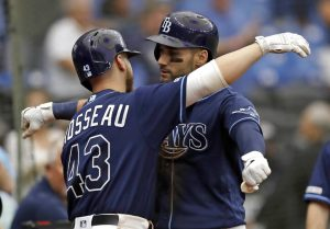 Rays In The Race For A Wild Card Spot Espn 981 Fm 850