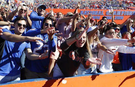 Gators Schedule 2020 Florida Gator Football 2020 Schedule Unveiled   ESPN 98.1 FM   850