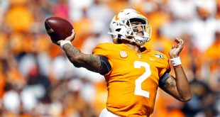 Jarrett Guarantano and the Volunteers will try to bounce back against Zach Wilson and BYU.