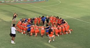 Gators prepare for Miami Hurricanes.