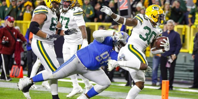Packers Defeat Lions On Last Second Field Goal On Mnf Espn 98 1 Fm 850 Am Wruf
