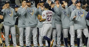 Astros Yankees Altuve Severino
