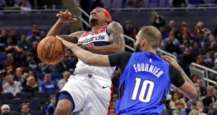 Orlando Magic, Washington Wizards, Bradley Beal, Evan Fournier, Nikola Vucevic