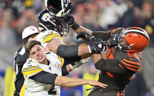 NFL Comes Down Hard on Myles Garrett