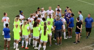 Florida Gators Soccer, Georgia Bulldogs