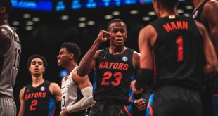 Scottie Lewis rallies Florida against Providence