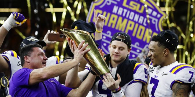 where is the ncaa football championship game 2020