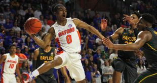 Gators men's basketball Ques Glover