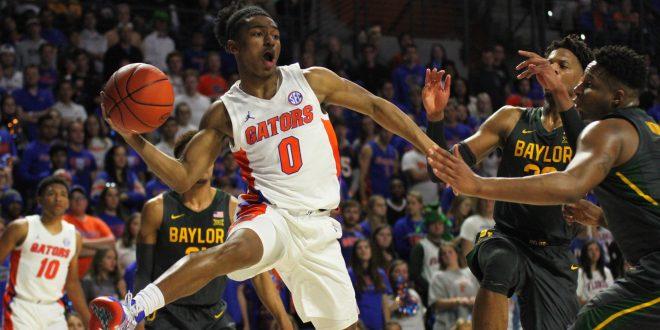 Gators men's basketball Ques Glover