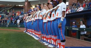 SEC players line up