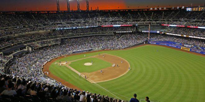 MLB stadium