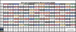 Conference Realignment Out-of-Conference Matchups