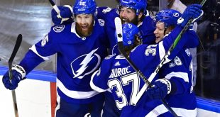 Florida sports Lightning win