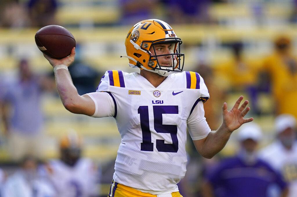 LSU Football Hoping to Bounce Back Against Vanderbilt - ESPN 98.1 ...