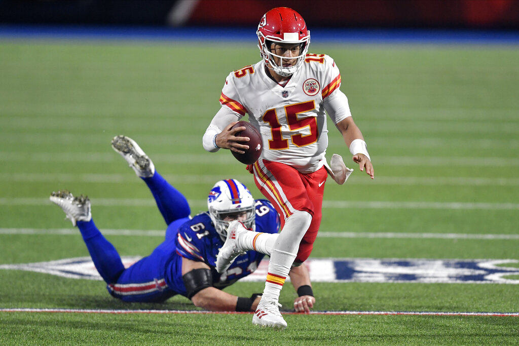 Kansas City Chiefs Look to defend title against Buffalo Bills