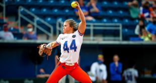 Trlicek vs USA Softball Exhibition