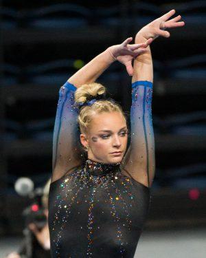 Alyssa Baumann 2021 Gator Gymnastics