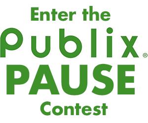 Enter the Publix Pause Contest